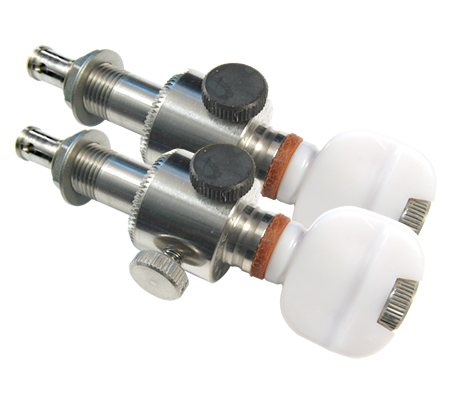 Stainless Steel D-Tuners (for 1st and 4th strings)