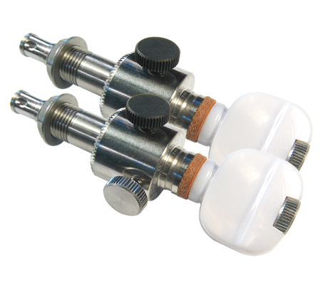 Stainless Steel D-Tuners (for 1st and 2nd strings)