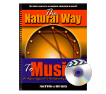 The Natural Way To Music w/CD-ROM