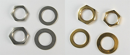 Replacement Nuts and Washers