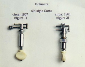 Old style cam tuners