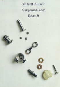Bill Keith D-Tuner Component Parts
