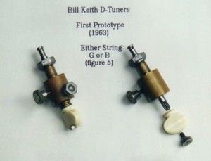 Bill Keith D-Tuners First Prototype