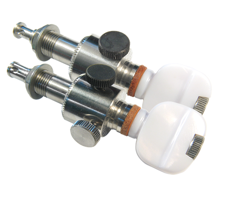 Stainless Steel D-Tuners (for 2nd and 3rd strings)