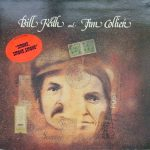Bill Keith and Jim Collier - album front