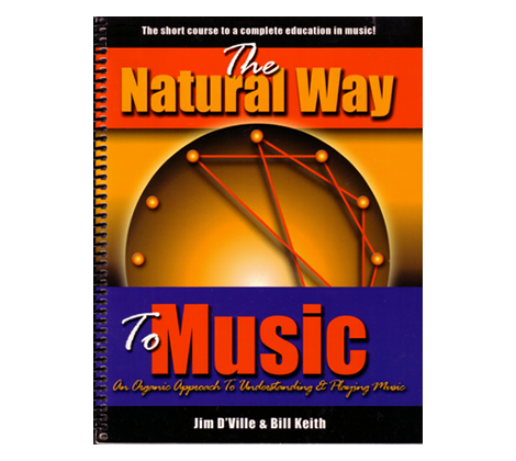 The Natural Way To Music (Book only)