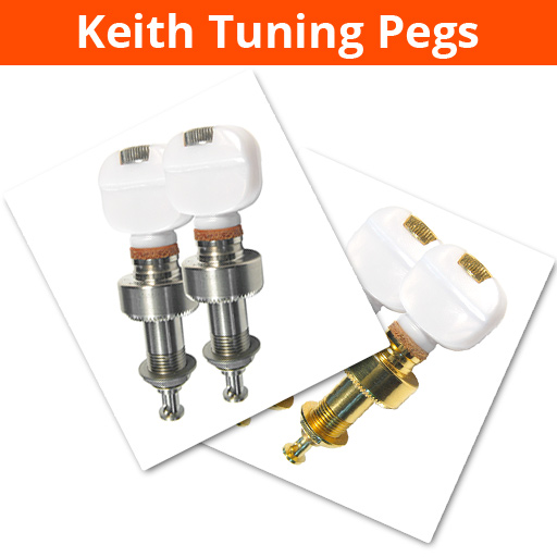 Keith (Standard) Tuning Pegs
