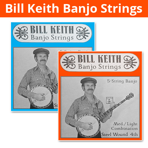 Bill Keith Banjo Strings
