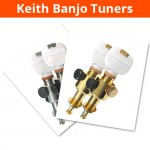 Keith Banjo Tuners